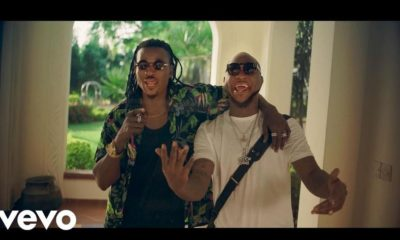 New Video: Ellyman feat. Davido - Cover Me