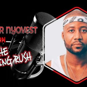 """I'm not about faking unity for the sake of hype"" - Cassper Nyovest speaks on relationship with AKA on The Morning Rush 