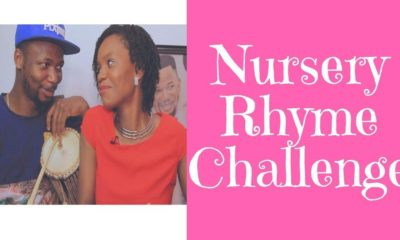 "Yetunde & EmmaOhMaGod go head-to-head on The ""Nursery Rhyme Challenge"" 