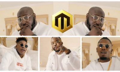 The Trilogy! DJ Big N features Reekado Banks, Iyanya & Ycee on New Video | WATCH