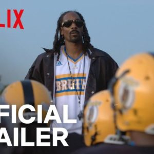 "Snoop Dogg is ""Coach Snoop"" on New Netflix Series 