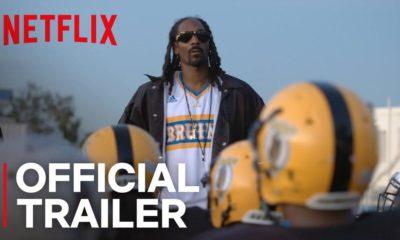 "Snoop Dogg is ""Coach Snoop"" on New Netflix Series | Watch Trailer"
