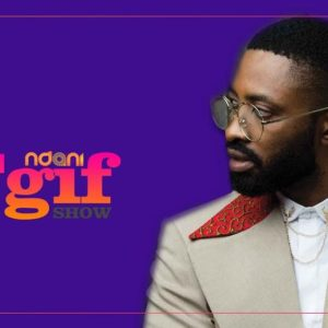 I have never cheated on a test - Ric Hassani on #NdaniTGIF | WATCH