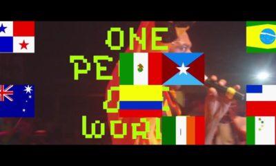 New Video: Femi Kuti - One People One World