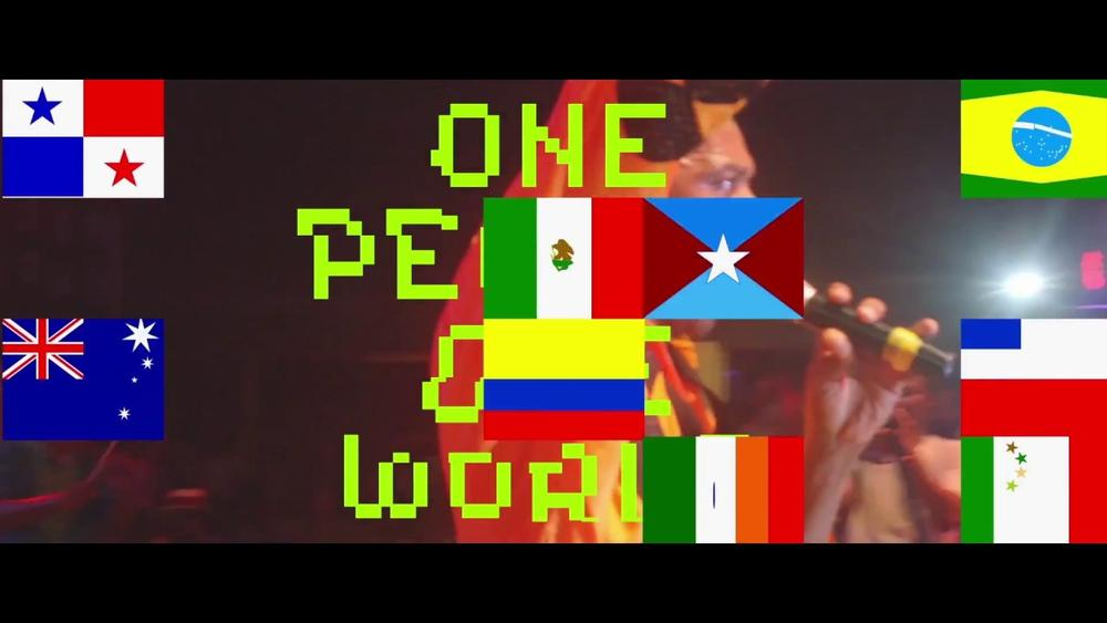 New Video: Femi Kuti - One People One World