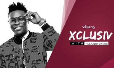 What I said was too much and I apologize to Lil Kesh - Reekado Banks | WATCH