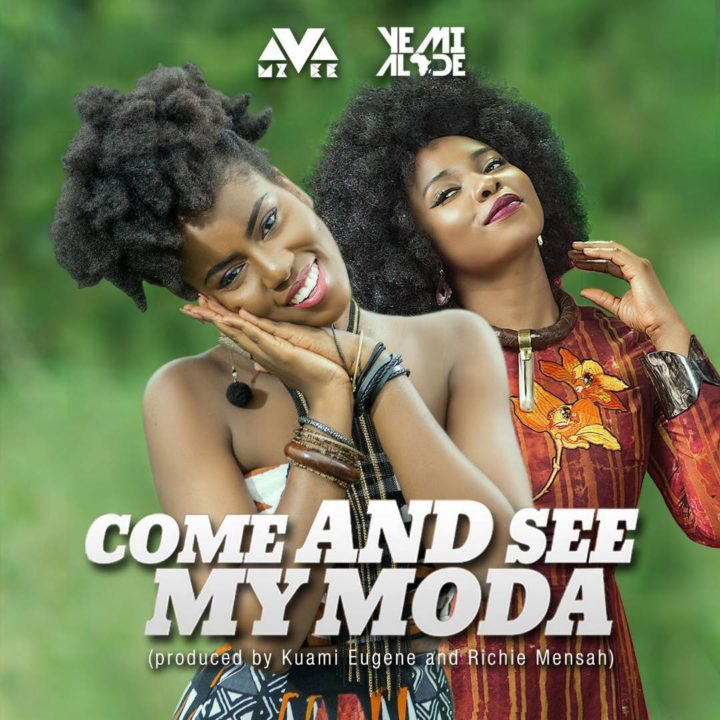 New Video: MzVee feat. Yemi Alade - Come And See My Moda