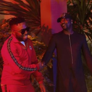 "Samklef links up with Akon on Music Video for forthcoming single ""Skelebe"""