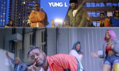New Video: Yung L feat. Sarkodie & Jaij Hollands - Pressure