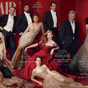 Oprah Winfrey, Zendaya, Michael B. Jordan on the Cover of 2018 Vanity Fair Hollywood Issue