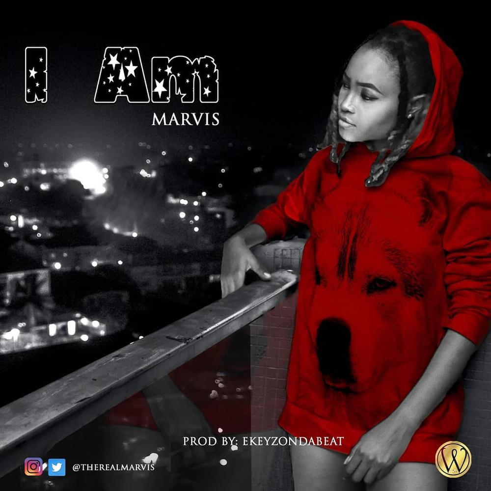 "Marvis opens 2018 account with New Single ""I Am"" 