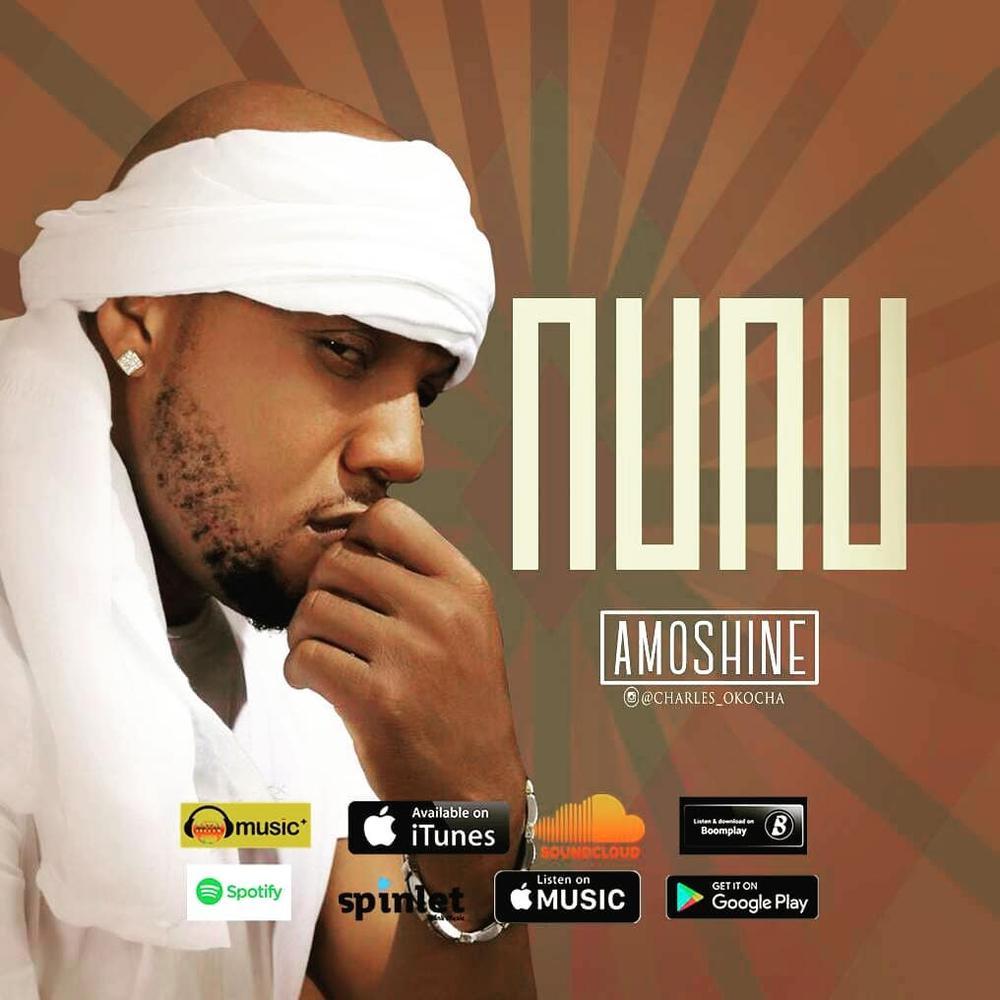 "Charles Okocha debuts that ""NuNu"" Single"