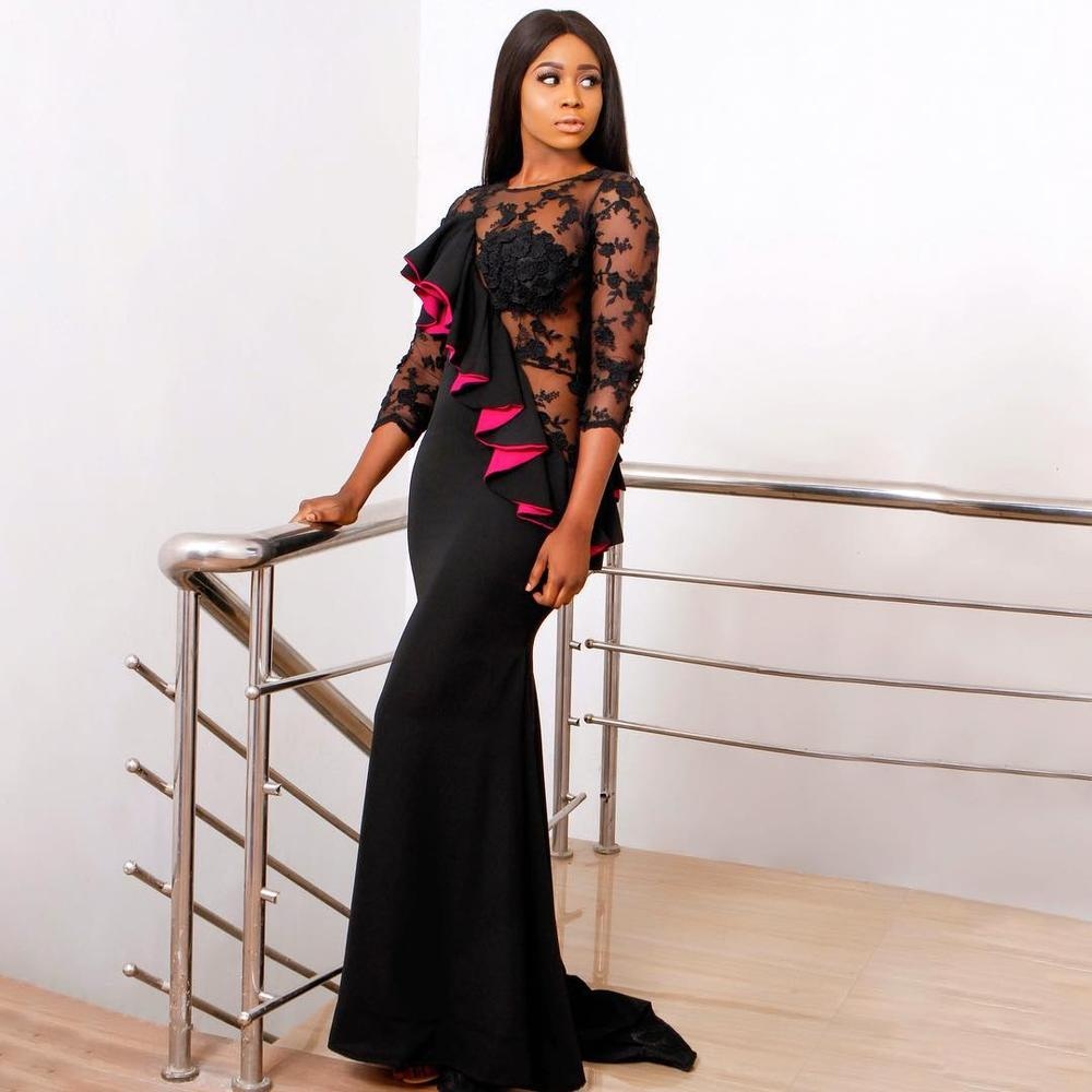26872314_147412345934835_1769513748424294400_n Toyin Abraham, Mocheddah, Funke Akindele Bello attend The Omosexy Grand Ball Lifestyle people