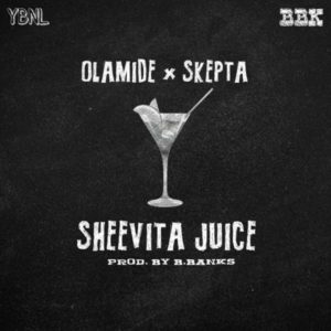 "Olamide teams up with Skepta on New Single ""Sheevita Juice"" 