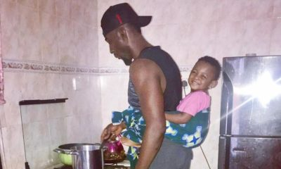 BN Living Sweet Spot: Gbenro Ajibade on Daddy/Kitchen Duties ?
