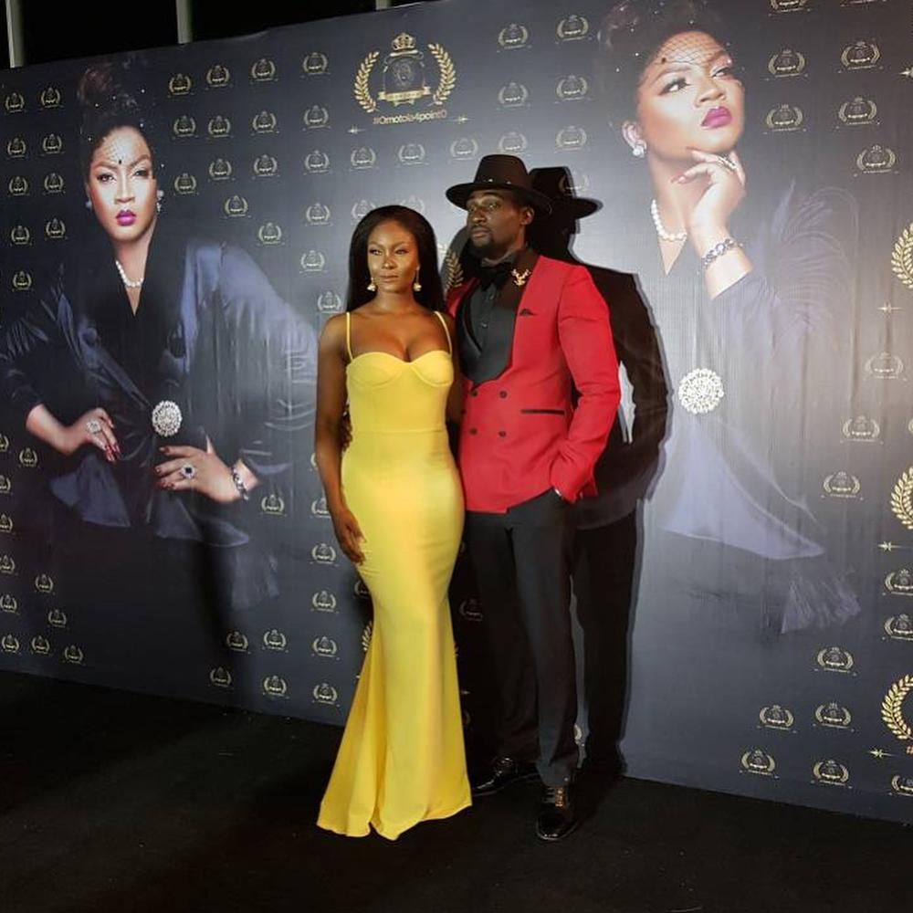 27579610_151338422238371_3282914778762182656_n Toyin Abraham, Mocheddah, Funke Akindele Bello attend The Omosexy Grand Ball Lifestyle people