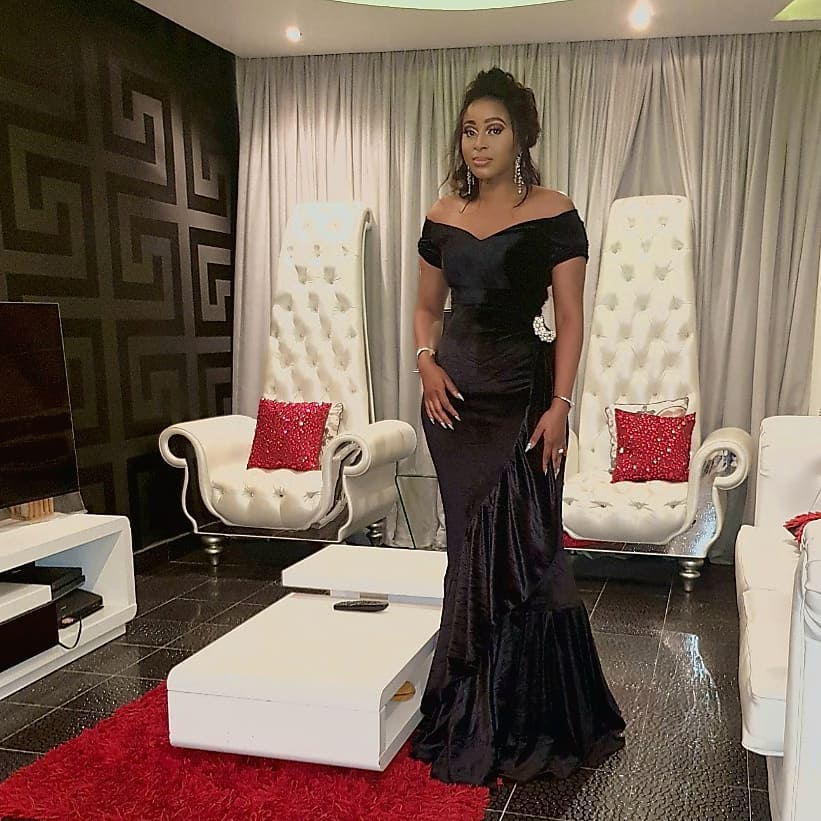 27580798_846465975525991_156792990935810048_n Toyin Abraham, Mocheddah, Funke Akindele Bello attend The Omosexy Grand Ball Lifestyle people