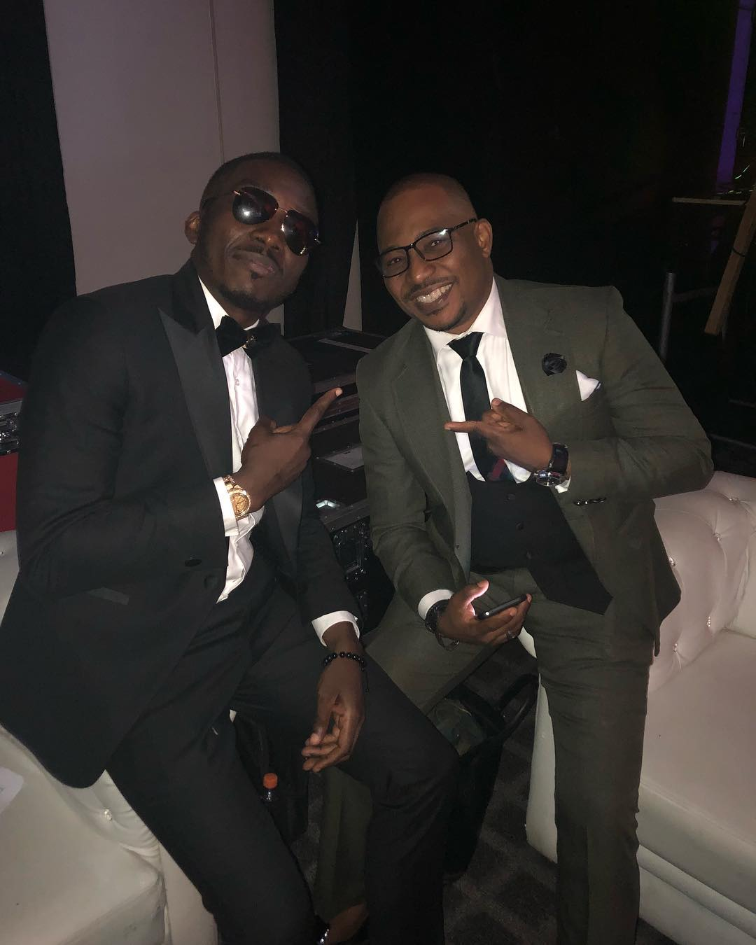 27581219_580196852329493_8406228120511709184_n Toyin Abraham, Mocheddah, Funke Akindele Bello attend The Omosexy Grand Ball Lifestyle people