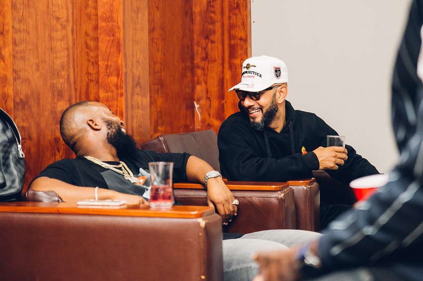 Cassper Nyovest and Swizz Beatz are New Buddies