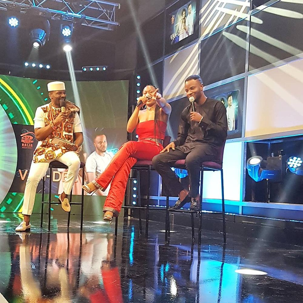#BBNaija - Day 21: Disqualification, Eviction & More Highlights