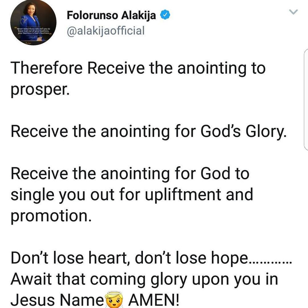 The Folorunso Alakija Tweet that broke the Internet!