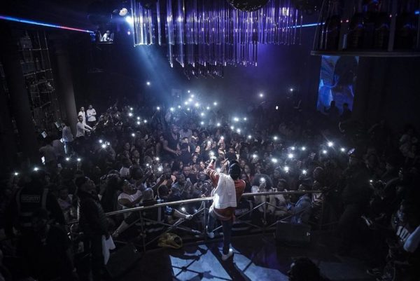 #30BillionUKTour: Davido is on a Mission, Sell out Tonight's show at Brixton Arena