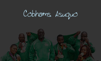 "Cobhams Asuquo dedicates New Single ""Unstoppable"" to Nigerian Para-Powerlifting Olympic Team 