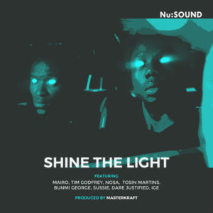 """Joke Silva, Banky W, Chidinma, Ini Edo are prepared to """"Shine The Light"""" with New Project 