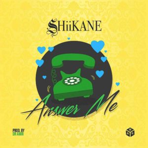 New Music: SHiiKANE - Answer Me