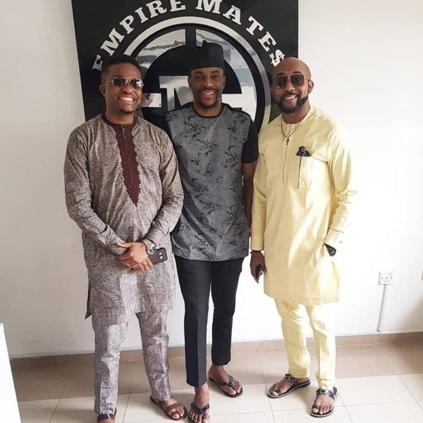 """We decided it was time to quietly close the Record Label Arm of our business"" - Banky W on Restructuring EME - BellaNaija"