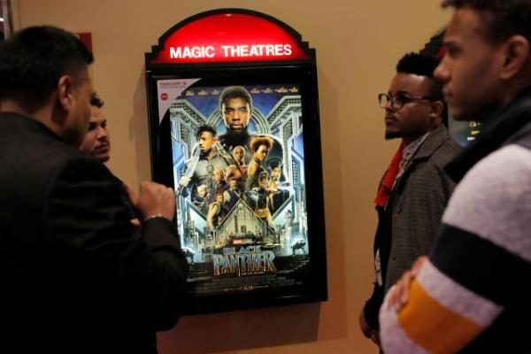 """Black Panther"" breaks Box Office Records, rakes in $218m on debut Weekend - BellaNaija"