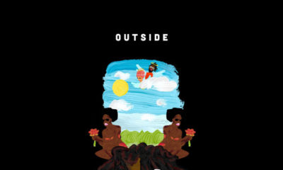 "Burna Boy's ""Outside"" is his Second Album to enter the Billboard Reggae Albums Chart"