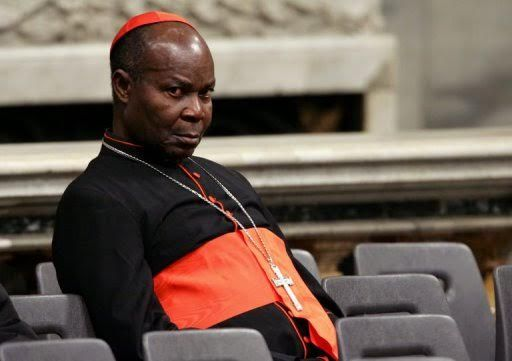"""This government must admit it has failed"" - Cardinal Okogie - BellaNaija"