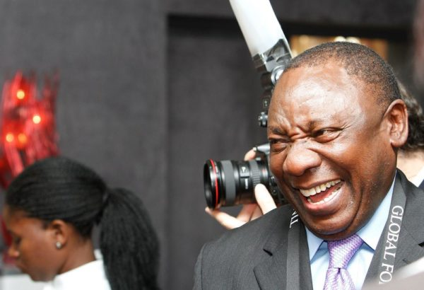 Cyril Ramaphosa elected President of South Africa - BellaNaija