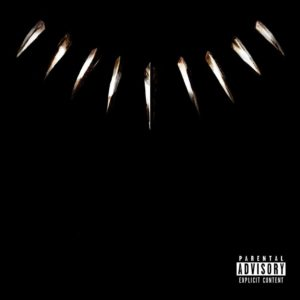 "Kendrick Lamar unveils ""Black Panther: The Album"" Cover & Tracklist"