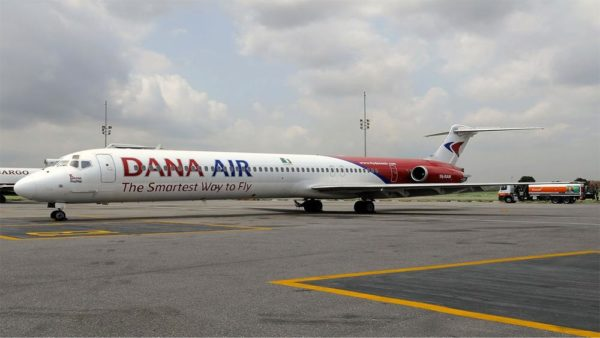 Dana Air releases Statement after Door Falls Off Aircraft - BellaNaija