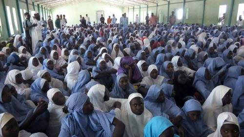 #DapchiGirls: FG confirms 110 Girls Missing - BellaNaija