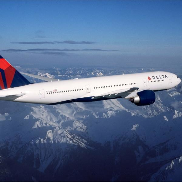 Nigerians, others escape death as Delta Air catches fire mid air