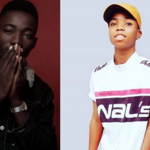 Olamide welcomes New Acts Limerick & Lyta to YBNL