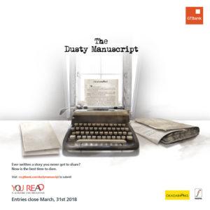 GTBank Dusty Manuscript Contest