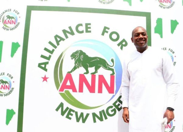 Fela Durotoye announces his Membership of Political Party ANN - BellaNaija