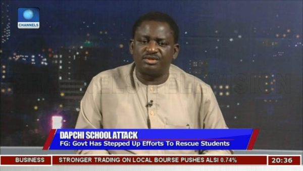 "#DapchiGirls: ""If the president needs to visit, he will visit"" - Femi Adesina - BellaNaija"