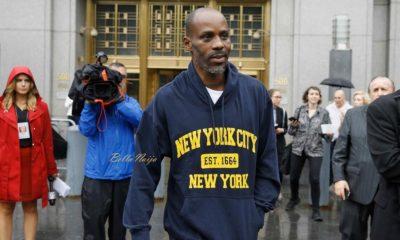 DMX back in Jail after failing Drug Tests