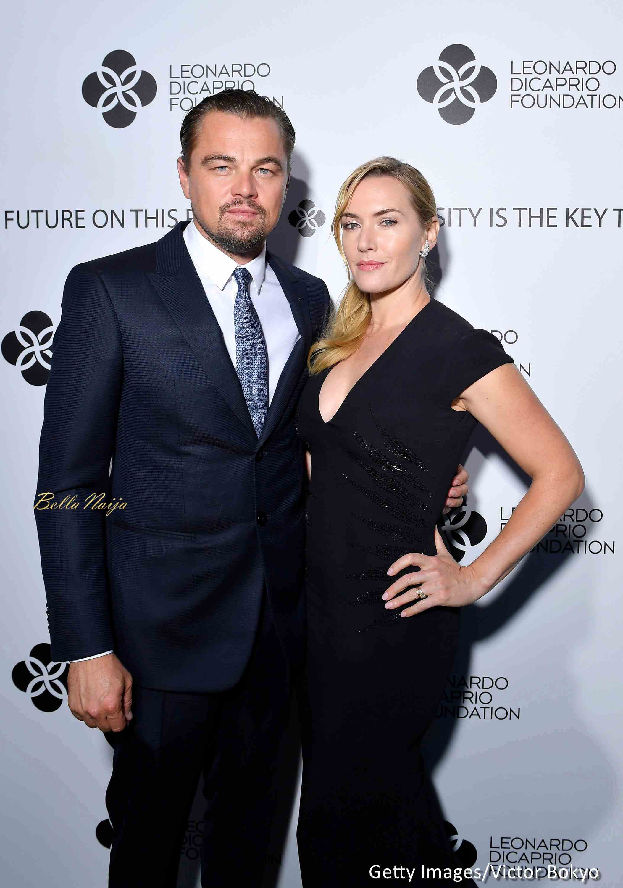 Kate Winslet & Leonardo DiCaprio save Mum battling with Cancer