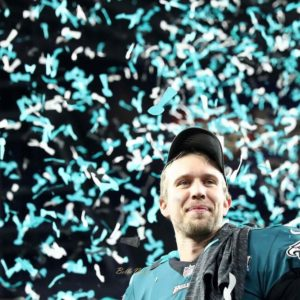 Nick Foles leads Philadelphia Eagles to 41-33 Super Bowl victory over New England Patriots