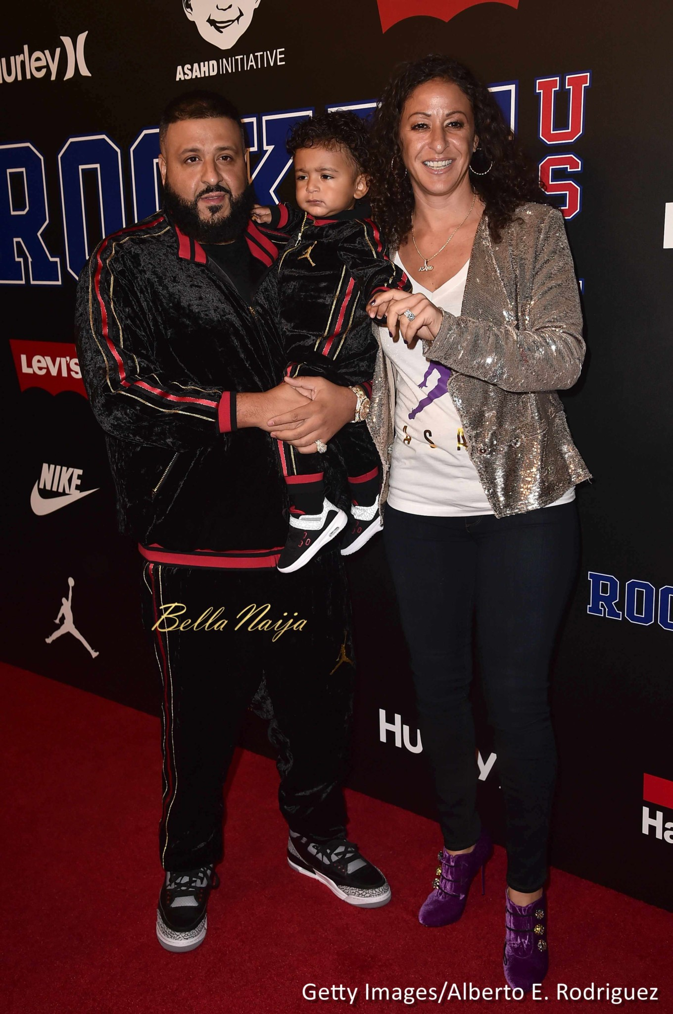 Mini Mogul! Asahd Khaled is the New Face of Jordan Brand's Kid Apparel Line