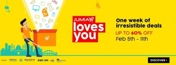 jumia loves you