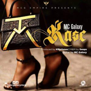 "MC Galaxy dedicates New Single ""Kase"" to his WCW Toke Makinwa | Listen on BN"