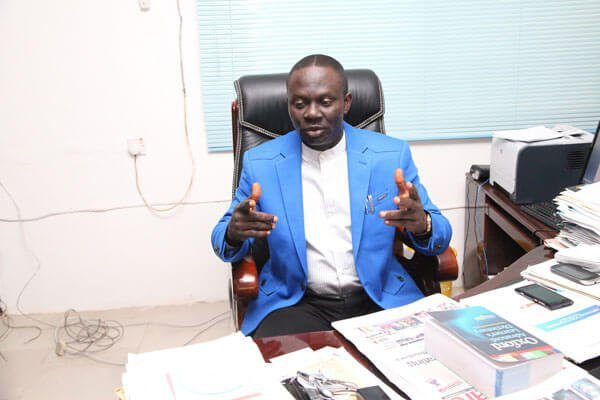 Afegbua would present himself to police on Wednesday - Lawyer
