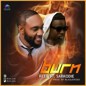 New Music: Kcee feat. Sarkodie - Burn